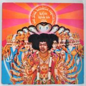 THE JIMI HENDRIX EXPERIENCE - AXIS BOLD AS LOVE - 1967 TRACK RELEASE