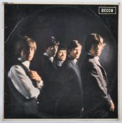 THE ROLLING STONES FIRST ALBUM - 1964 DECCA RELEASE