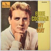 EDDIE COCHRAN - MY WAY - 1964 LIBERTY LABEL RELEASE
