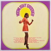 MOONLIGHT GROOVE - 1969 REGGAE COMPILATION RECORD ALBUM