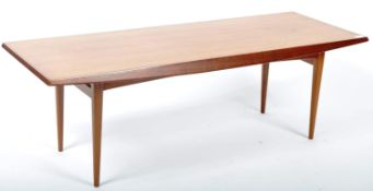 TREVOR CHINN FOR GORDON RUSSELL MID CENTURY TEAK WOOD COFFEE TABLE