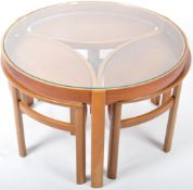NATHAN CIRCLES PATTERN TRINITY NEST OF TABLES