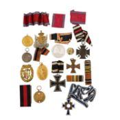 Württemberg/Deutsches Reich 1933-1945 - Konvolut Orden mit u.a.<