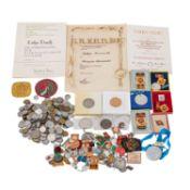 DDR - Konvolut Orden, Auszeichnungen, Medaillen,
