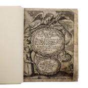 Das Blumenbuch des Heiligen Lands Palestinae, München 1661<