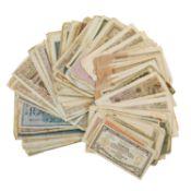 Banknoten Deutschland, 1.Hälfte 20.Jh. -<