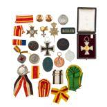 Auszeichnungen und Medaillen, Deutschland 19./20.Jh. -