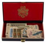 Deutschland vor 1924 - Konvolut Banknoten,