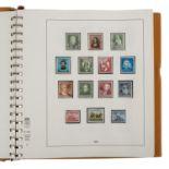 BRD 1949-71 komplette gestempelte Sammlung