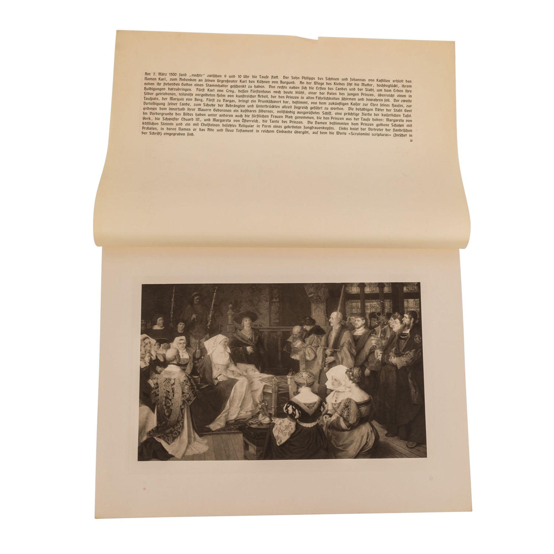 An Ehren und an Siegen reich, 2 Bände, - Bild 6 aus 6