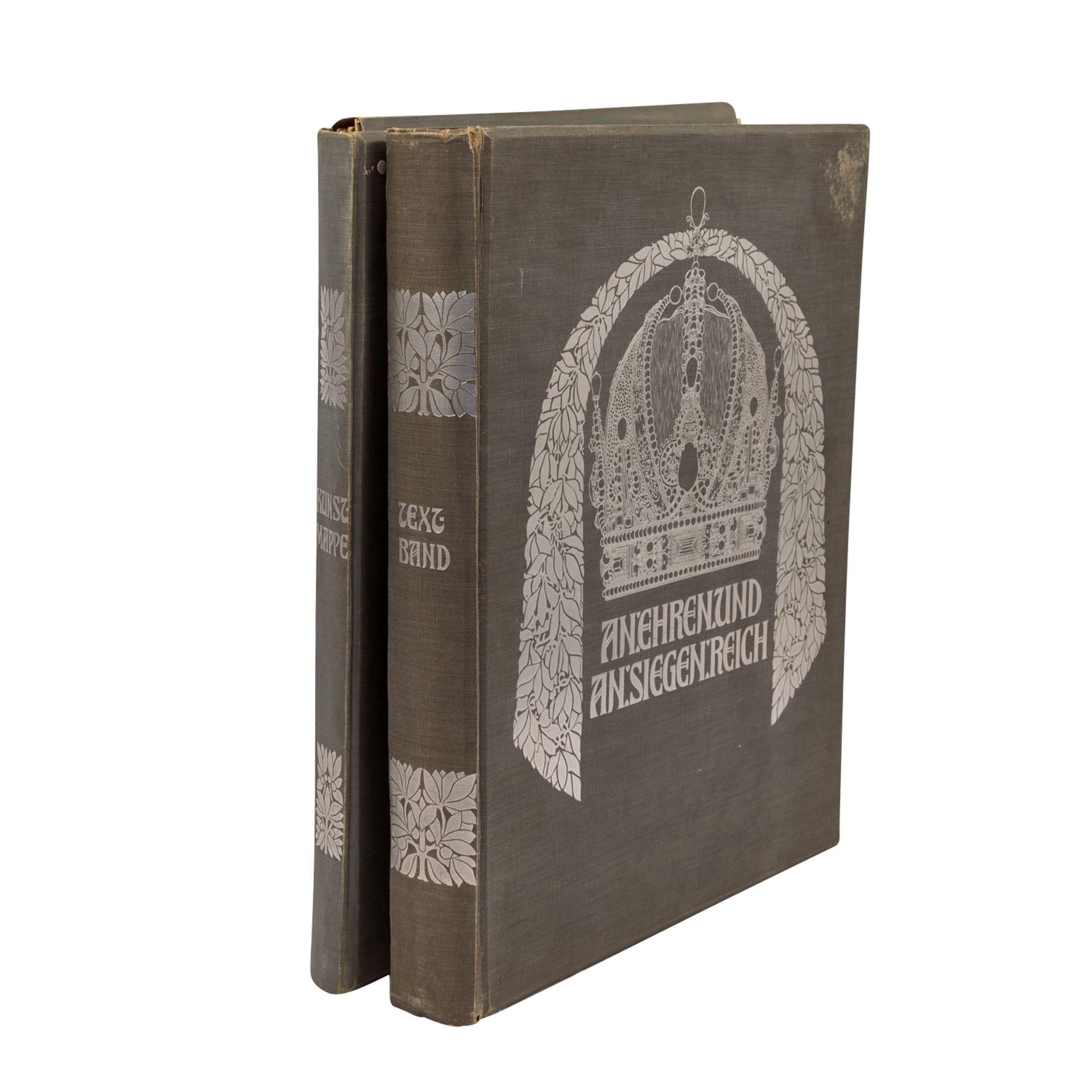 An Ehren und an Siegen reich, 2 Bände,