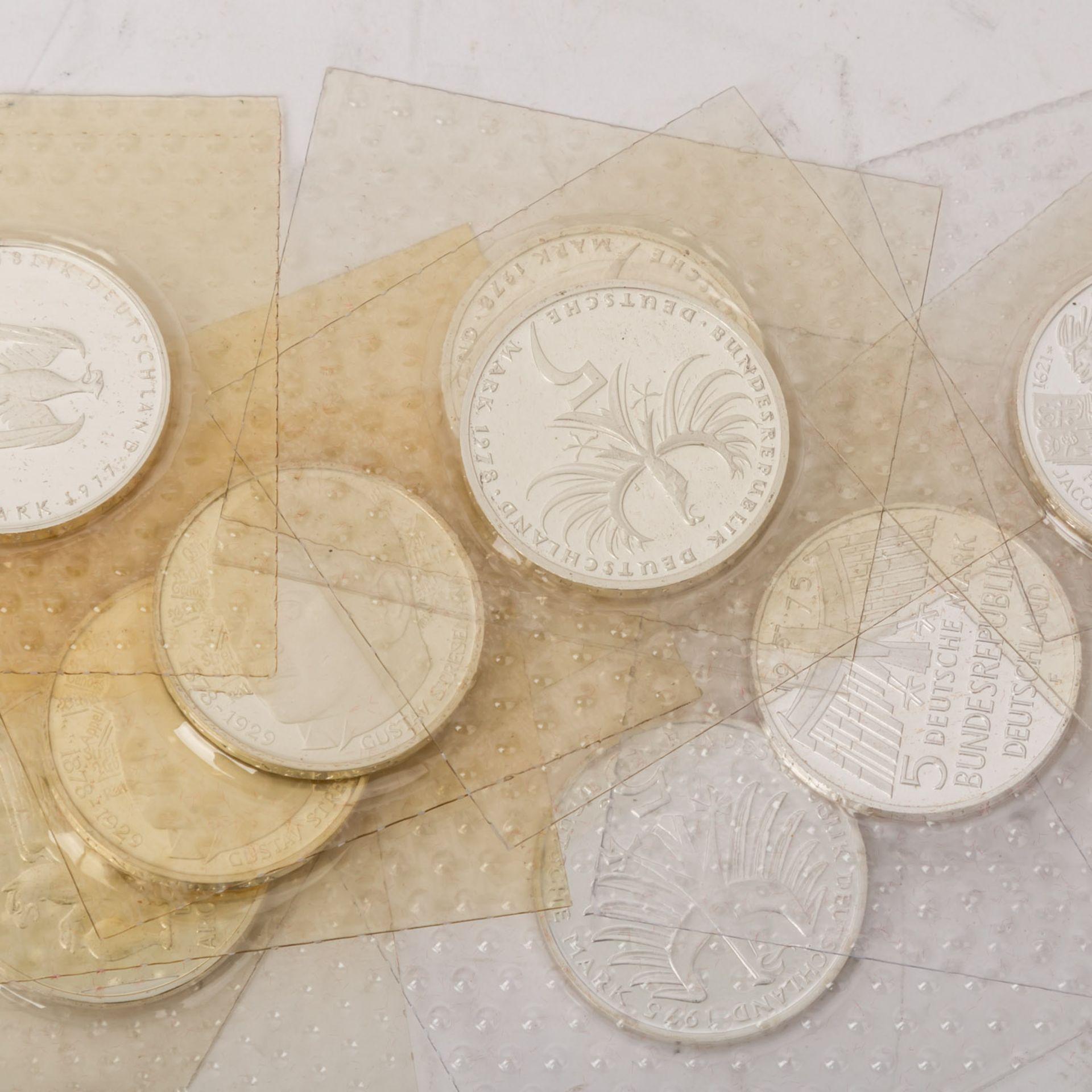 Großes Silberlot ca. 2,3 kg - Bild 5 aus 7