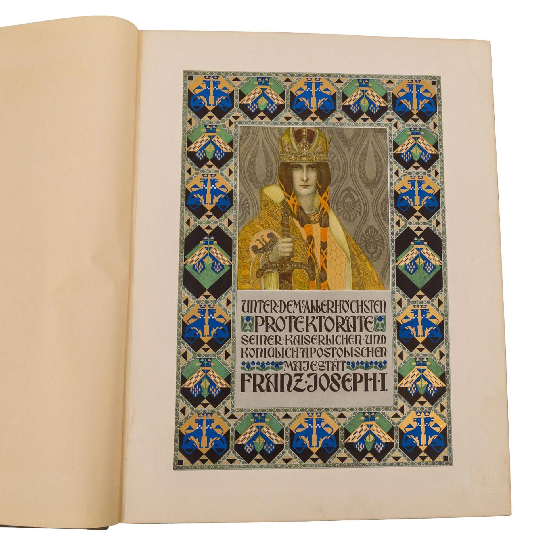 An Ehren und an Siegen reich, 2 Bände, - Bild 3 aus 6