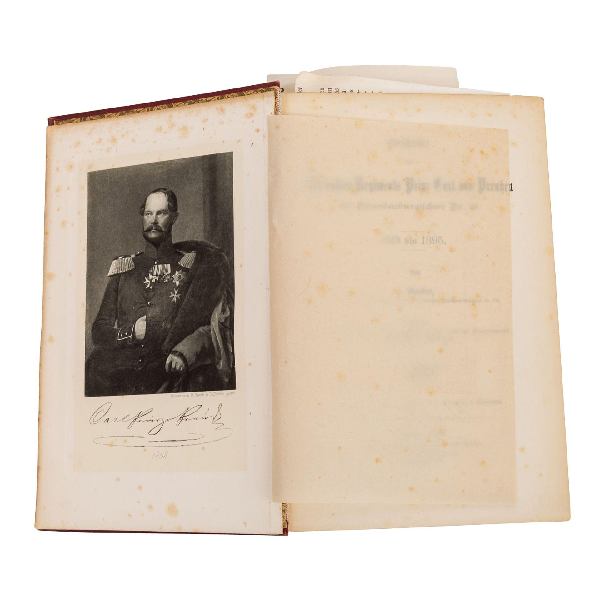 Geschichte des Grenadier-Regiments Prinz Carl - Bild 3 aus 3