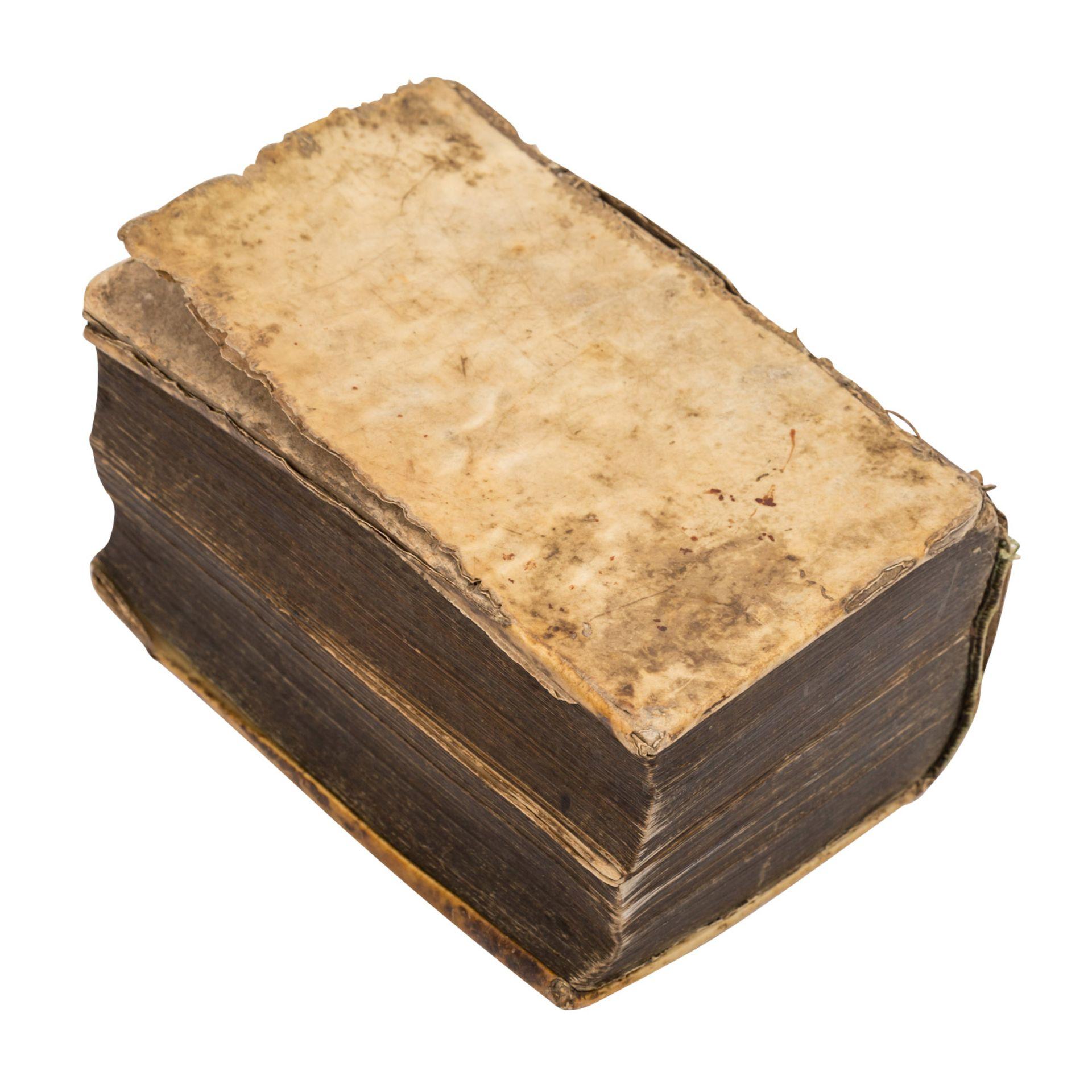 Religiöse Schrift, Leipzig 18.Jh. - - Bild 3 aus 3