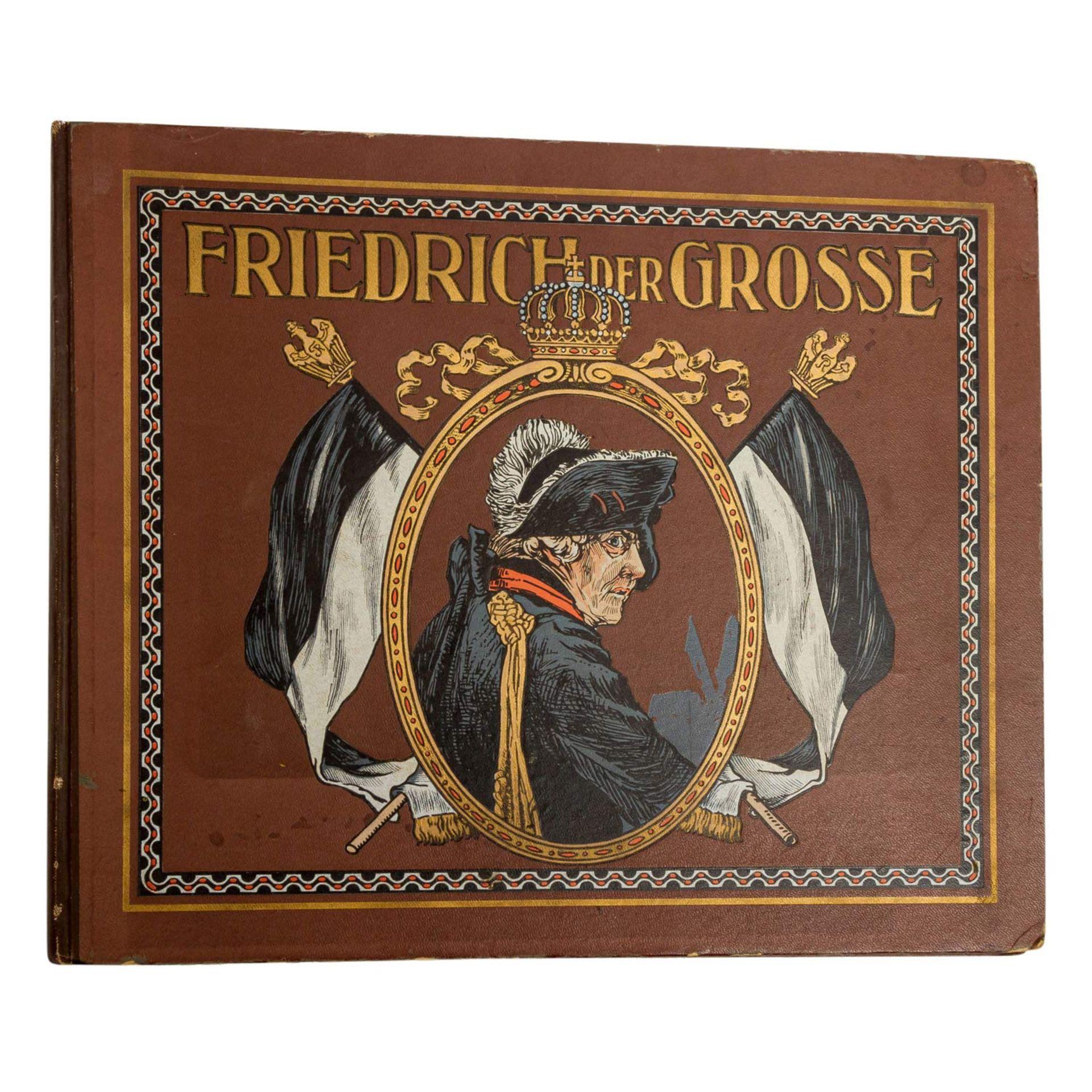 Der alte Fritz - Konvolut mit 6 Büchern - Bild 2 aus 2