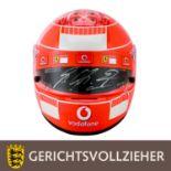 Original 2007 Schuberth Kart Helm, Modell: Schuberth Q2.