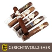 KONVOLUT 6x Davidoff Zigarren.