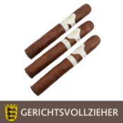 KONVOLUT 3x Davidoff The Chefs Edition Zigarren.