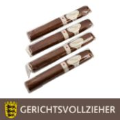 KONVOLUT 4x Davidoff Golf Zigarren