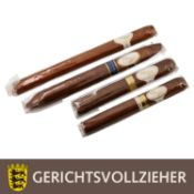 KONVOLUT 4x Davidoff Zigarren.