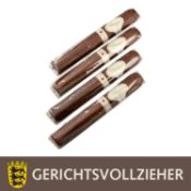 KONVOLUT 4x Davidoff Golf Zigarren.