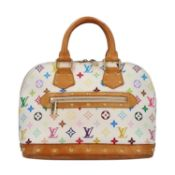 "LOUIS VUITTON Handtasche ""ALMA PM"", Koll. 2004."