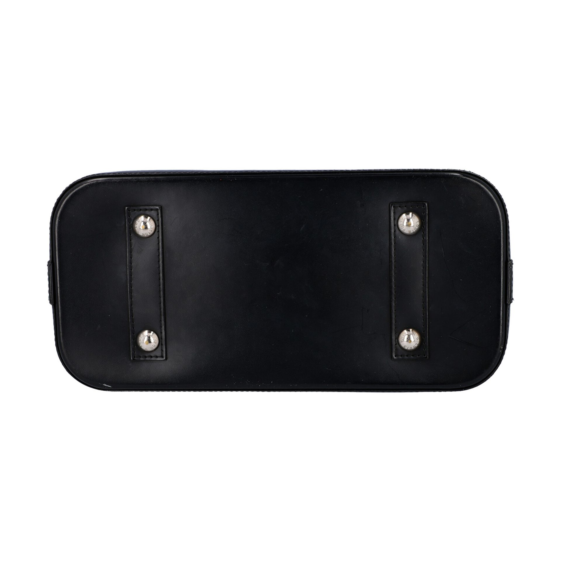 """LOUIS VUITTON Handtasche """"ALMA PM"""", Koll. 2011.Akt. NP.: 1.680,-€. Epi Leder Serie in Schwarz mit - Bild 5 aus 8"""