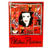"""PALOMA PICASSO Reklame """"MINOTAURE""""."""