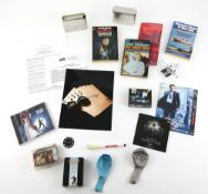 James Bond collection including Luxury bath soap, quantity of Anglo Confectionary collectors