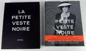 Karl Lagerfeld and Carine Roitfeld Collectors book La Petite Veste Noir (little black jacket)