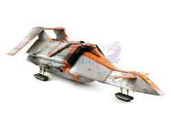 Terrahawks - Battlehawk used in the production of Terrahawks, the 1980s British science fiction