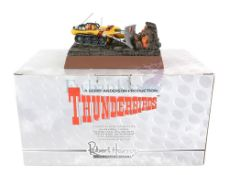 Thunderbirds - Robert Harrop detailed model of TB09 Firefly limited edition of 300, boxed.