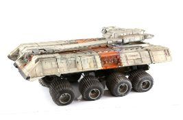 Terrahawks - Spacetank used in the production of Terrahawks, the 1980s British science fiction