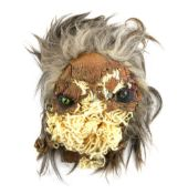 Terrahawks - Zelda puppet head used in the production of Terrahawks, the 1980s British science