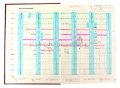 Terrahawks - A full size diary from 1986 containing an amazing detail of information on the Gerry