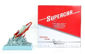 Supercar - Robert Harrop detailed model figurine of SU01 Supercar, limited edition of 200, boxed.