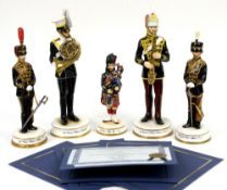 Michael Sutty military figures, Officer 11th Hussars, ( Prince Alberts Own), 11th Hussars, (