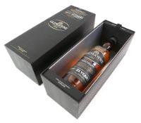 Glengoyne 21 Years Single Malt Scotch Whisky Matured in sherry casks, 70cl in original box