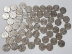 USA VARIOUS 25 CENTS COLLECTION OF STATE QUARTERY