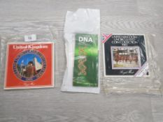 2003 DNA £2 MINT SEALED CELEBRATING THE 50TH ANNIVERSARY OF THE DOUBLE HELIX DISCOVERY B UNC RARE