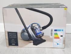 BOXED TESCO HOME MAKE BAGLESS VACUUM CLEANER