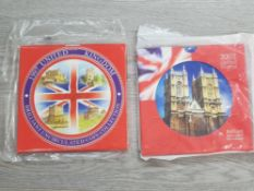 1997 AND 2003 MINT SEALED YEARLY SETS B UNC