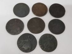 COLLECTION OF PRE 1800 COPPER COINAGE