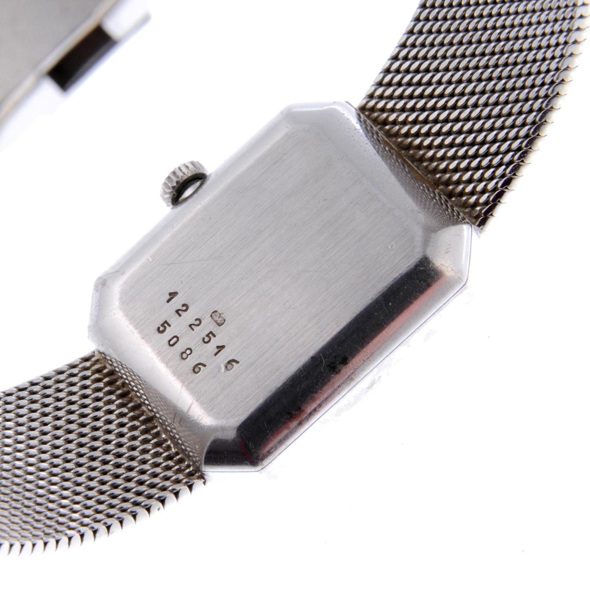 Los 24 - CHOPARD - a lady's bracelet watch.