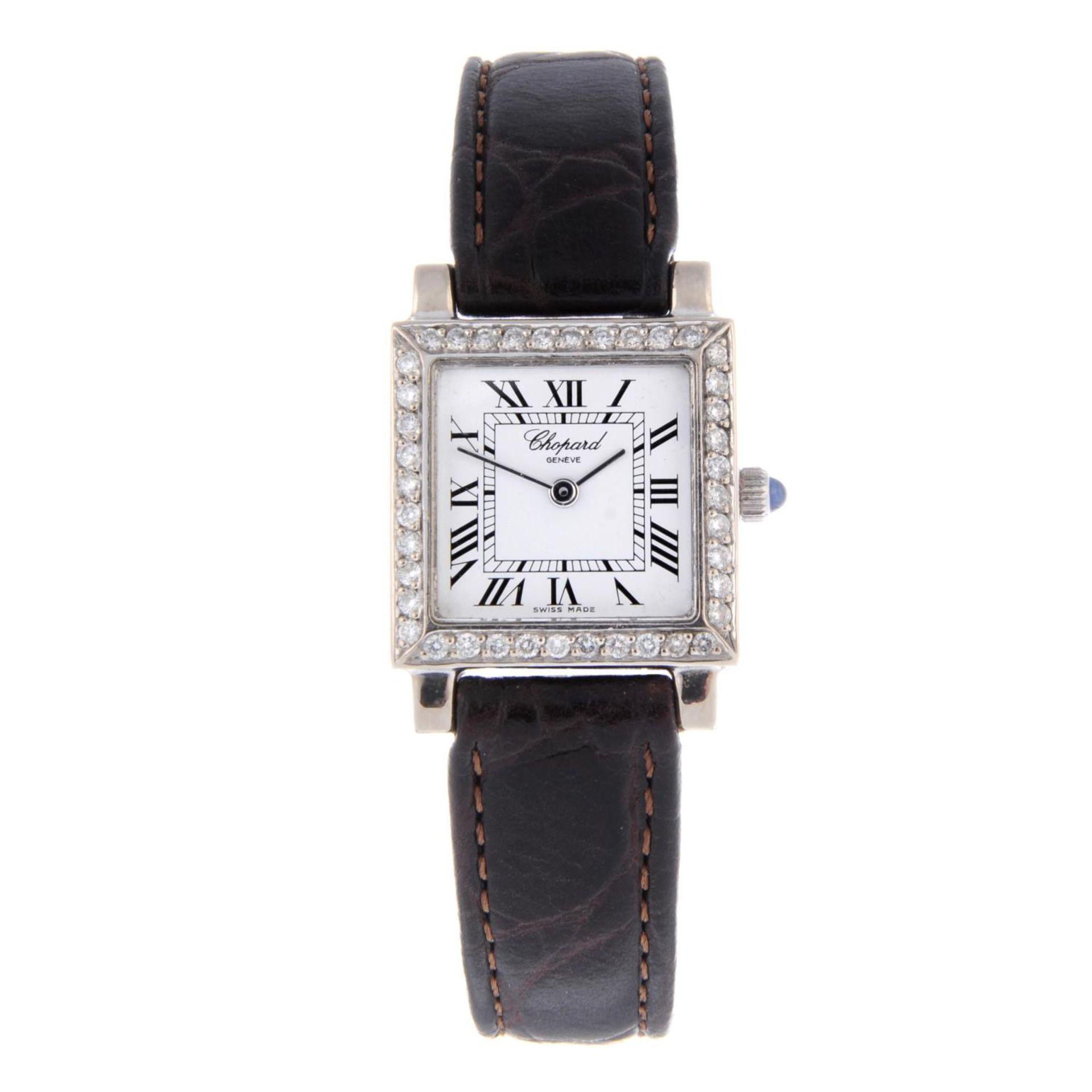 Los 25 - CHOPARD - a lady's wrist watch.