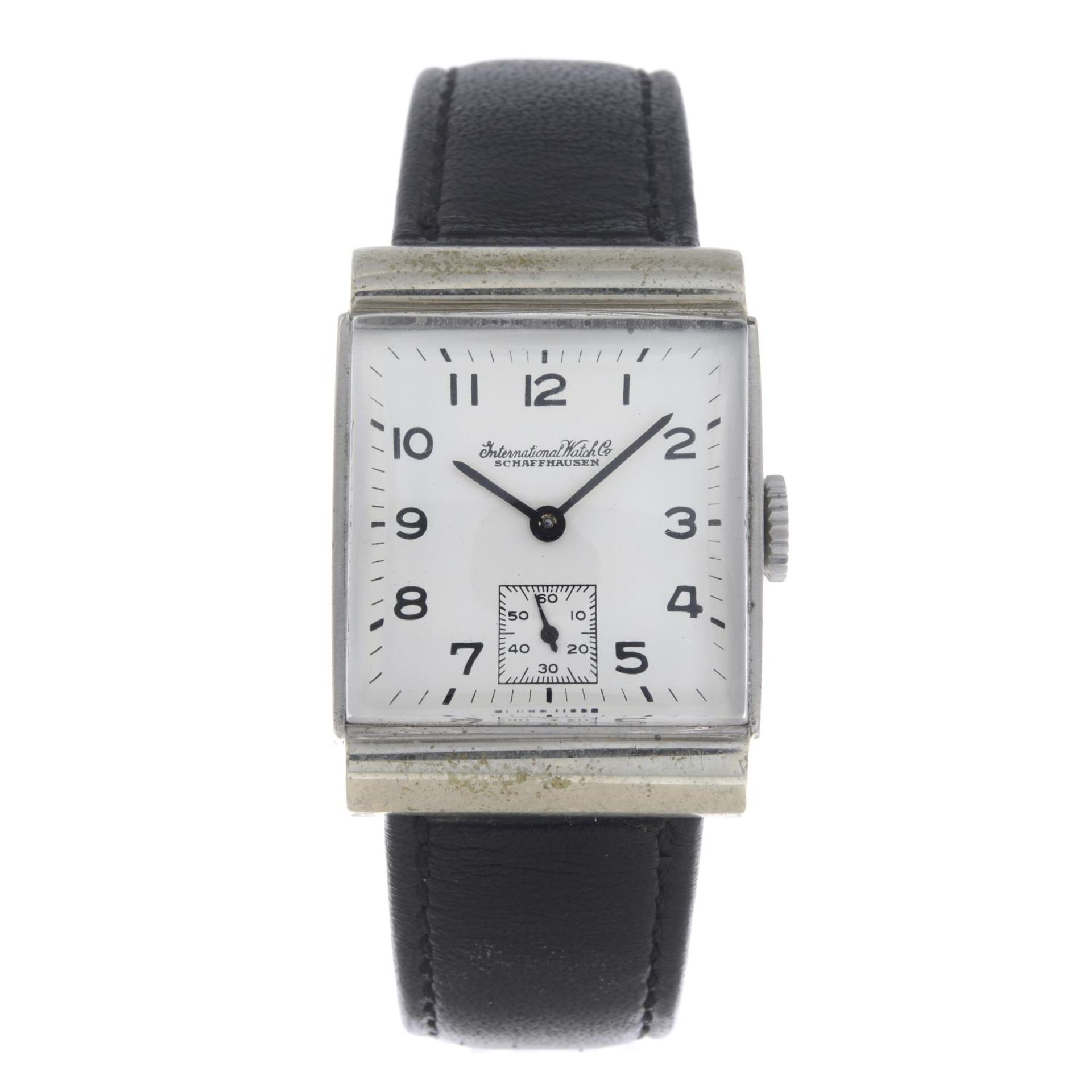 Los 34 - IWC - a gentleman's wrist watch.
