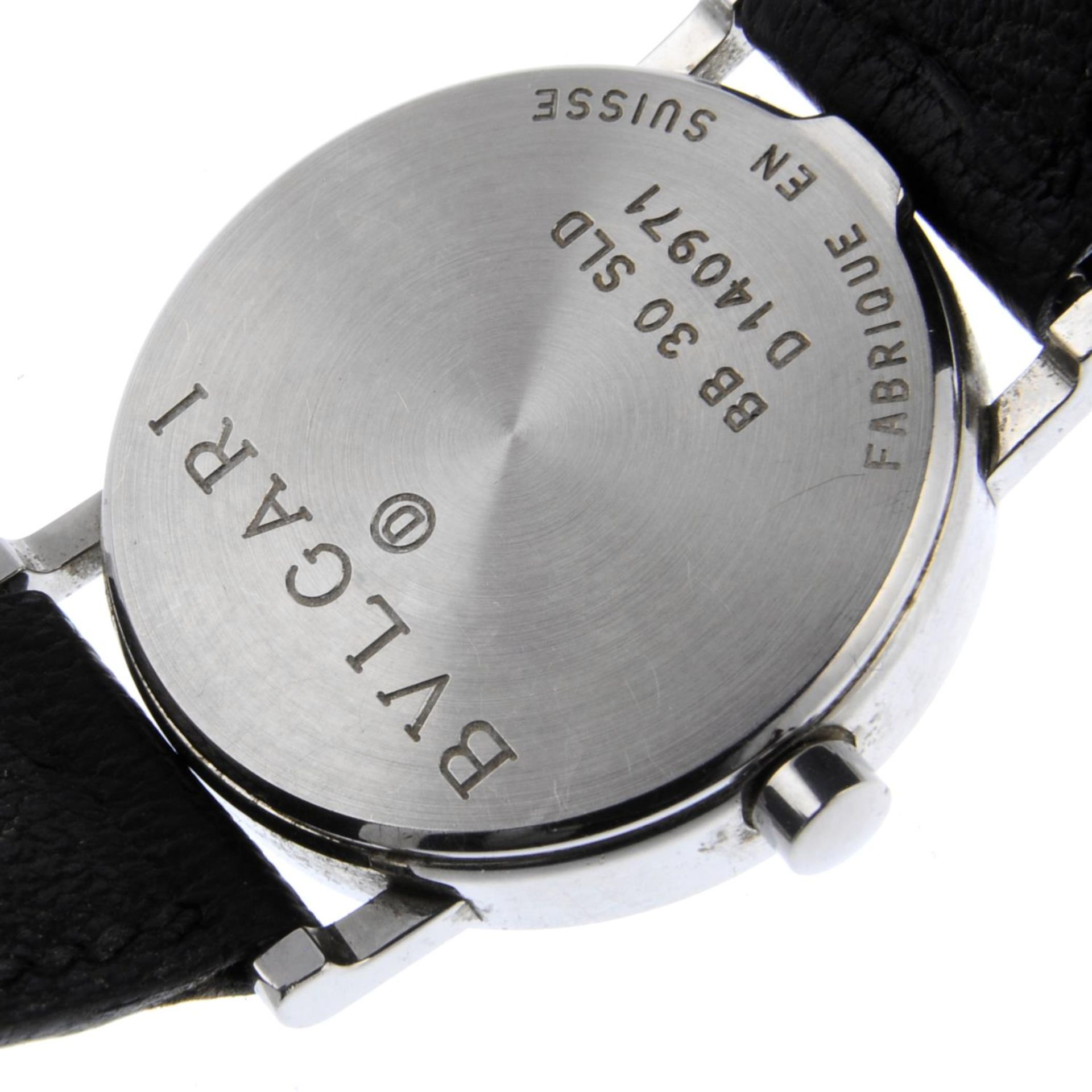 Los 12 - BULGARI - a mid-size Bulgari wrist watch.