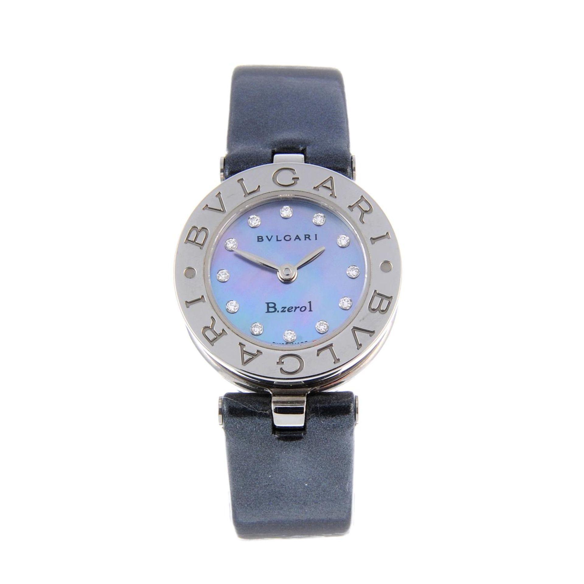 Los 9 - BULGARI - a lady's B.zero1 wrist watch.