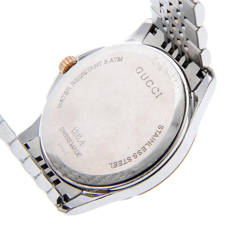 GUCCI - a gentleman's Timeless bracelet watch. - Image 4 of 4